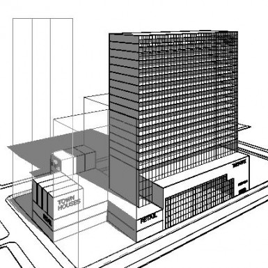 1920 Chestnut  Street 3_D with Tower Version