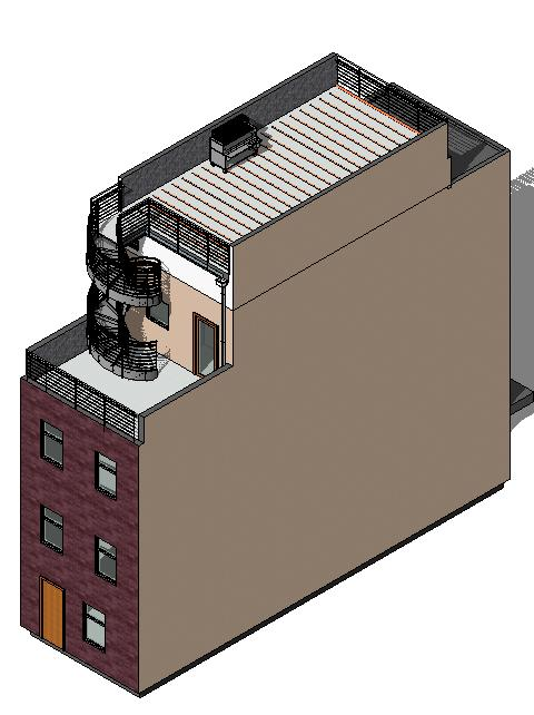 Tasker St. Philadelphia, PA_Rooftop_Deck