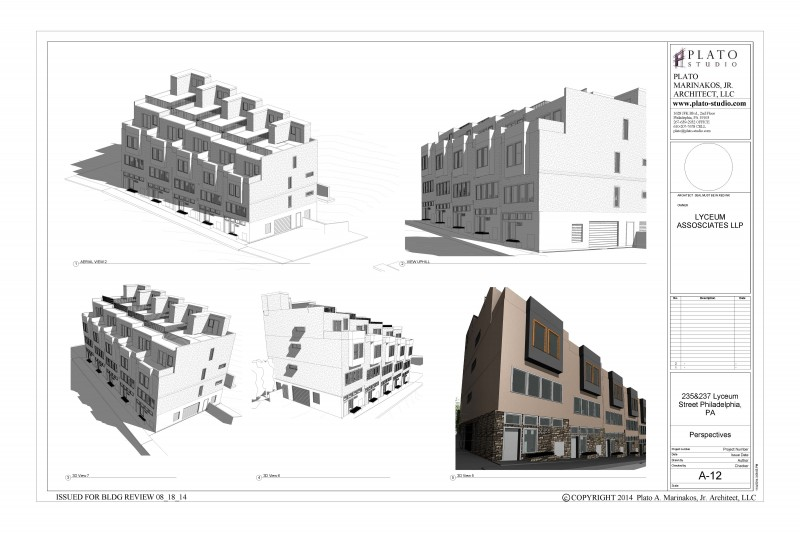 Permits Approved for Lyceum